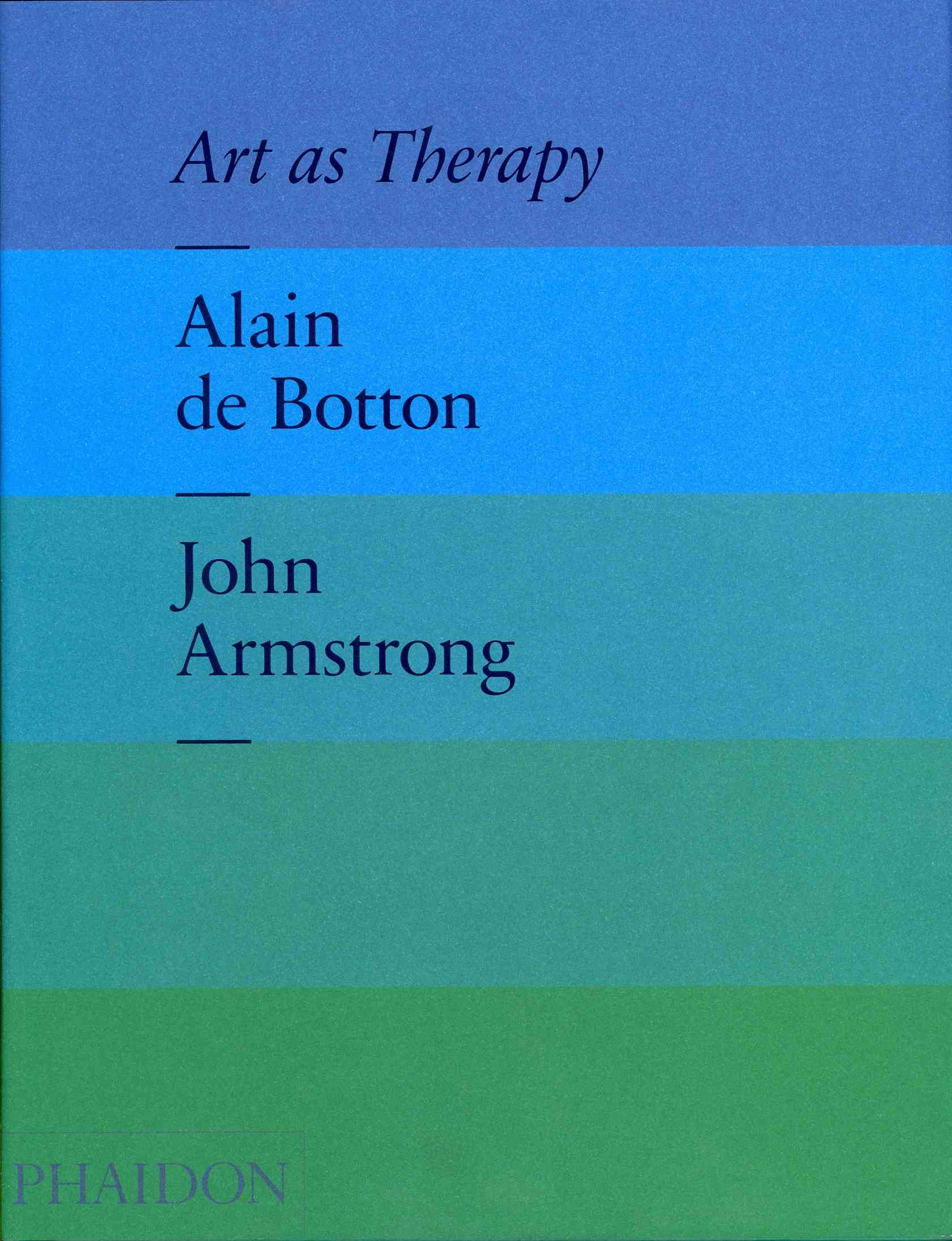 Art As Therapy By Botton, Alain De